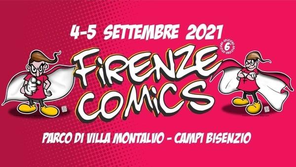Firenze Comics 2021 Campi Bisenzio
