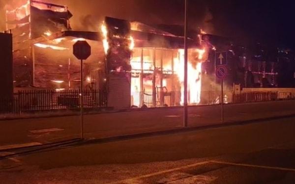 Incendio Valentino Levane