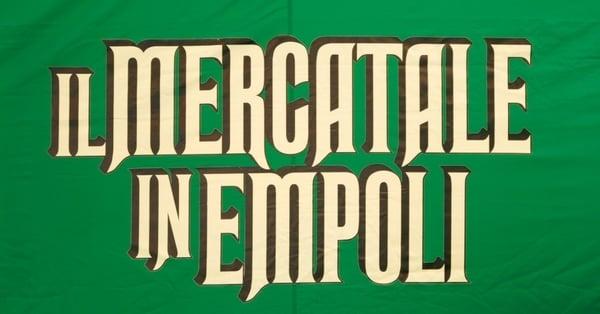 Mercatale in Empoli Aprile 2021