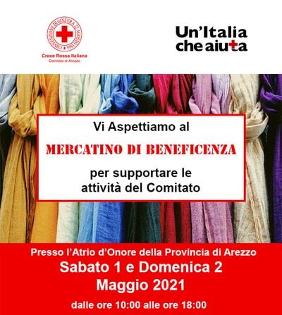 Mercatino Beneficenza Arezzo