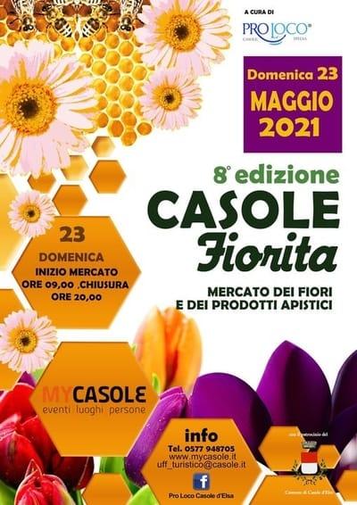 Casole Fiorita 2021
