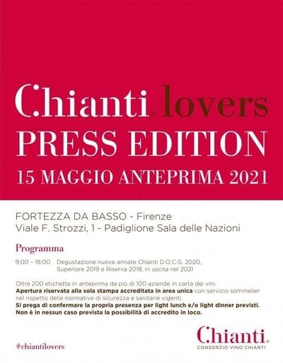 Chianti Lovers Firenze 2021
