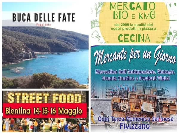 Eventi Toscana Weekend 14 15 16 Maggio