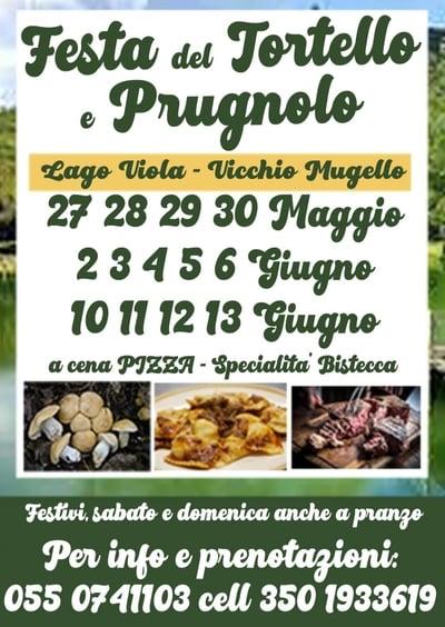 Festa del Prugnolo Vicchio