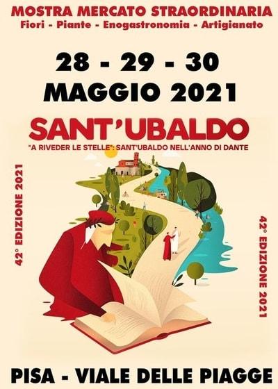 Fiera Sant Ubaldo Pisa 2021