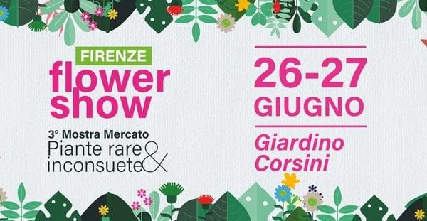 Firenze Flower Show Estate 2021
