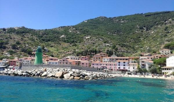 Isola Giglio Covid Free