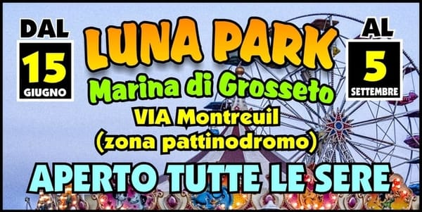 Luna Park Marina di Grosseto