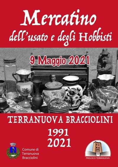 Mercatini domenica 9 maggio 2021 Toscana