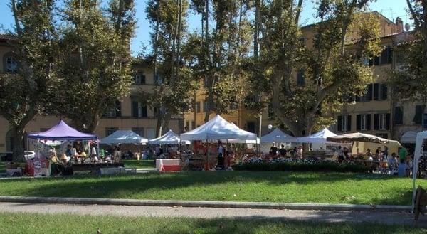 Mercato Contadino a Pisa
