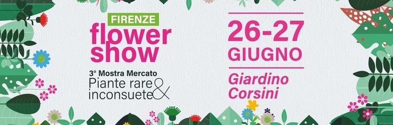 Mostre Fiori Firenze Giugno 2021