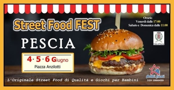 Pescia Street Food 2021