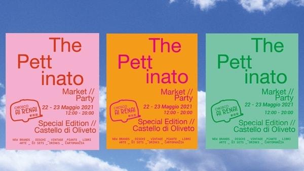 Pettinato Market Party Castelfiorentino