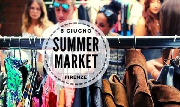 Vintage Art Market al Molo Firenze