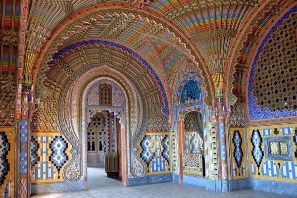 Visite Castello di Sammezzano Maggio 2021