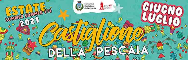 Programma Eventi Luglio 2021 a Castiglione della Pescaia Estate 2021