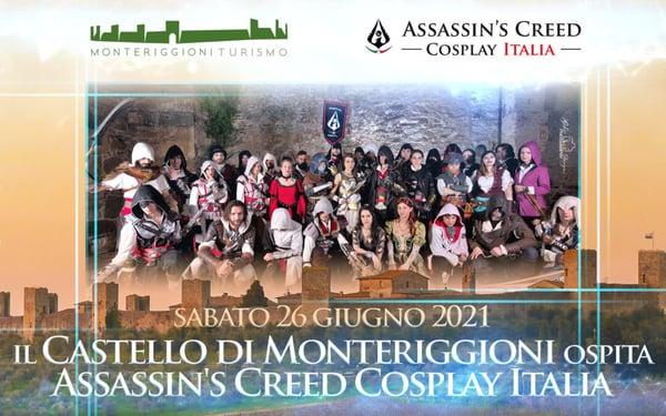 Assassin Creed Monteriggioni
