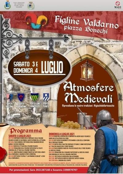 Atmosfere Medievali Figline Valdarno