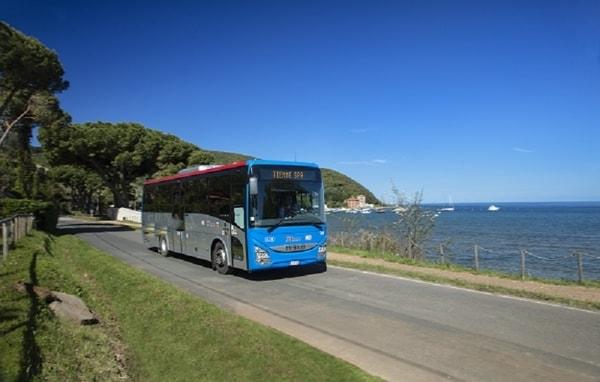 Autobus Arezzo Maremma 2021