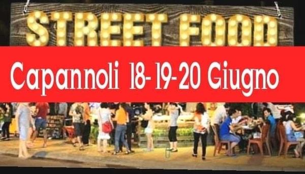 Capannoli Street Food