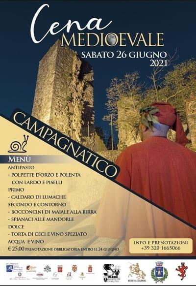 Cena Medievale Campagnatico