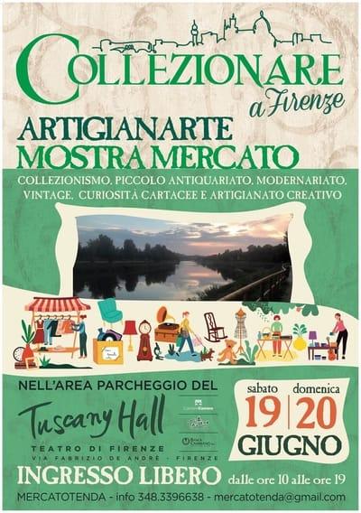 Collezionare a Firenze Giugno 2021