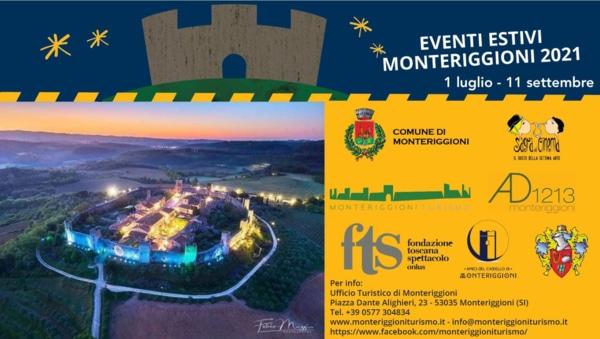 Eventi Monteriggioni Estate 2021