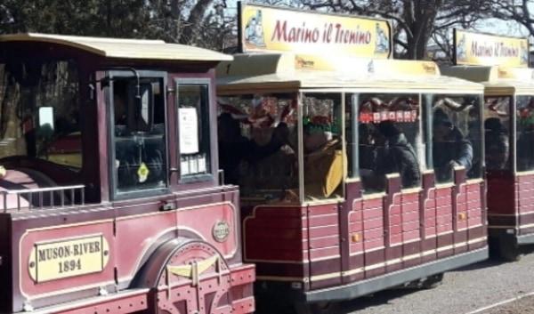 Marino Il Trenino