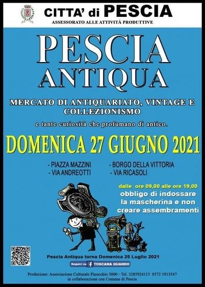 Pescia Antiqua Giugno 2021