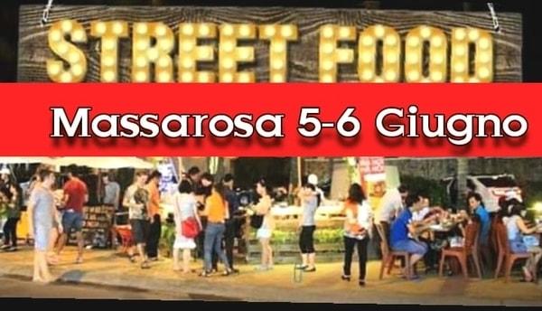 Street Food Massarosa 2021