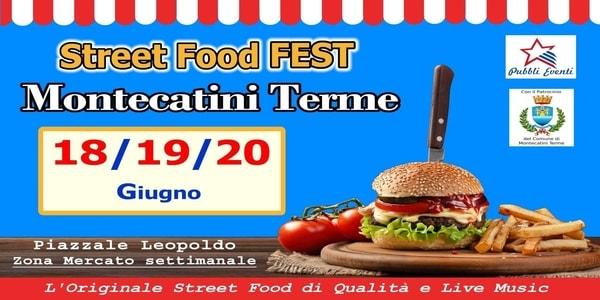 Street Food Montecatini Terme 2021