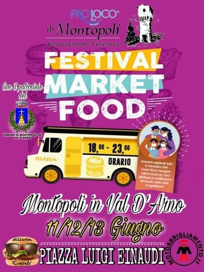 Street Food Montopoli 2021