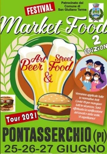 Street Food Pontasserchio 2021
