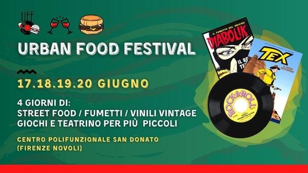 Urban Food Festival 2021 Firenze