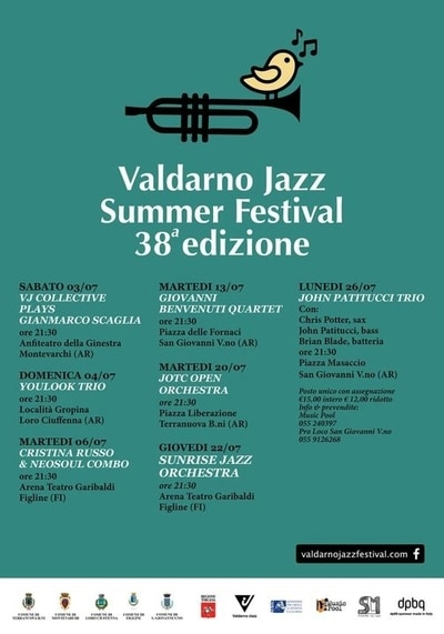 Valdarno Jazz Festival 2021