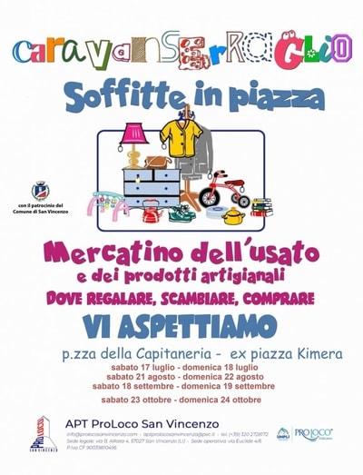 Caravanserraglio San Vincenzo Luglio 2021
