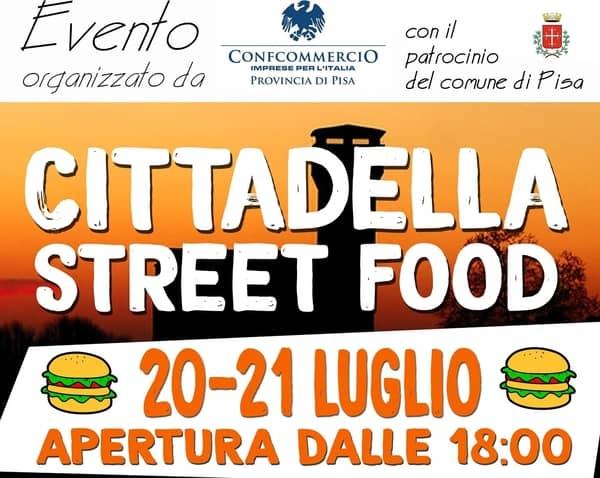 Cittadella Street Food a Pisa