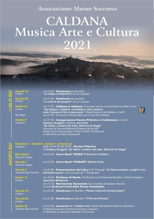 Estate Caldana 2021