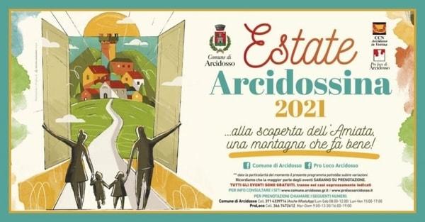 Eventi Estate 2021 Arcidosso