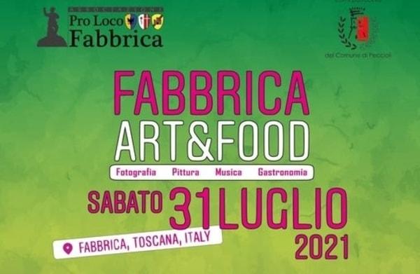 Fabbrica Art Food 2021