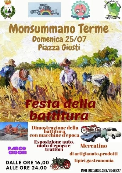 Festa della Battitura Monsummano Terme