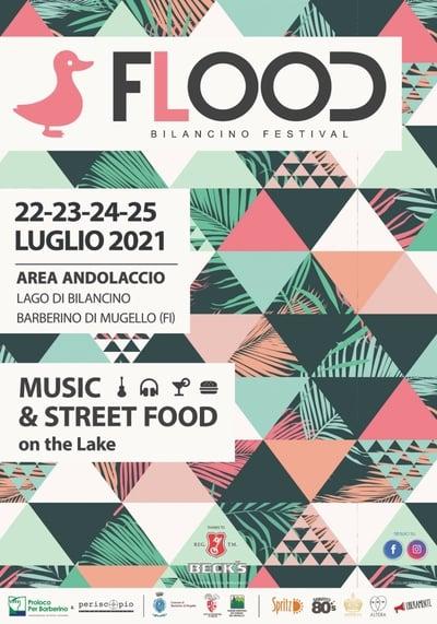 Flood Bilancino Festival 2021