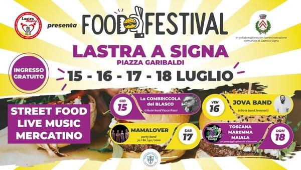 Food Festival a Lastra a Signa