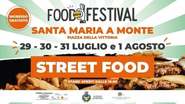 Food Festival Santa Maria a Monte