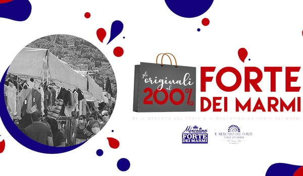 Mercati Forte dei Marmi Toscana Luglio 2021