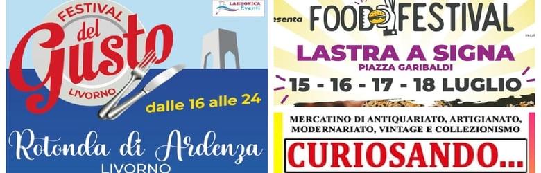 Mercati Toscani Domenica 18 Luglio 2021