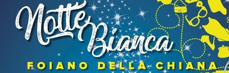 Notti Bianche Toscana Luglio 2021