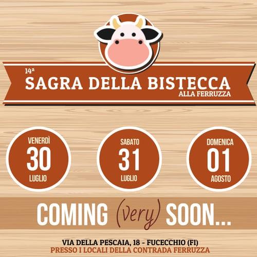 Sagra Bistecca Ferruzza 2021