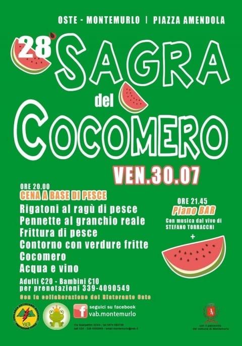 Sagra Cocomero 2021 Oste