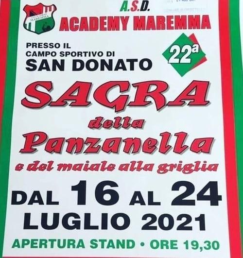 Sagra Panzanella Maiale San Donato